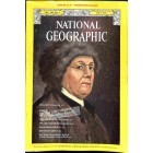 Cover Print of National Geographic, July 1975
