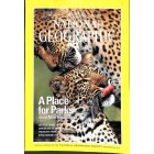 National Geographic, July 1996