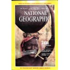 Cover Print of National Geographic Magazine, March 1982