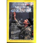 National Geographic, May 1985