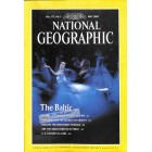 Cover Print of National Geographic, May 1989