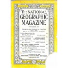 Cover Print of National Geographic, November 1953