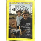 Cover Print of National Geographic Magazine, November 1968