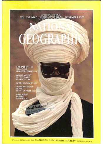 Cover Print of National Geographic, November 1979