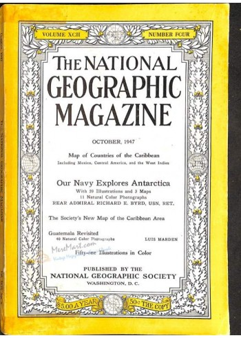 National Geographic, October 1947
