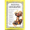 Cover Print of National Geographic, October 1961
