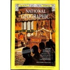 National Geographic Magazine, October 1974