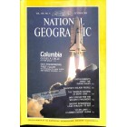 National Geographic, October 1981