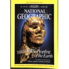National Geographic, October 1988