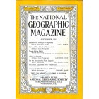 Cover Print of National Geographic, September 1938