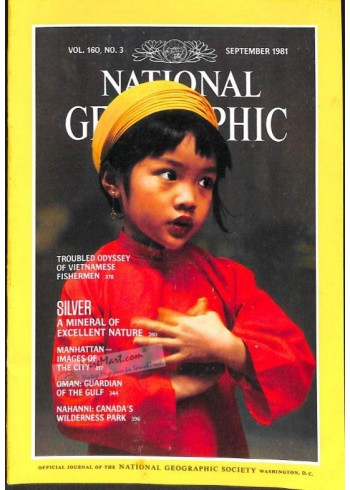 National Geographic, September 1981