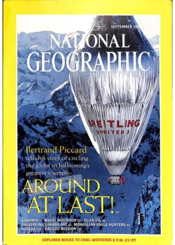 National Geographic, September 1999
