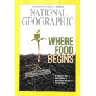 Cover Print of National Geographic, September 2008