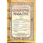 Cover Print of National Geographic Magazine, April 1924