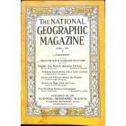 Cover Print of National Geographic Magazine, April 1931
