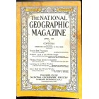 Cover Print of National Geographic Magazine, April 1932