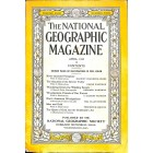 National Geographic Magazine, April 1933