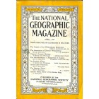 Cover Print of National Geographic Magazine, April 1937