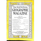 Cover Print of National Geographic Magazine, April 1939