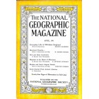 Cover Print of National Geographic Magazine, April 1941