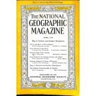 Cover Print of National Geographic Magazine, April 1943