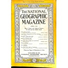 Cover Print of National Geographic Magazine, April 1944