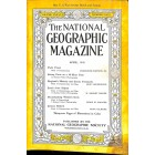 Cover Print of National Geographic Magazine, April 1945