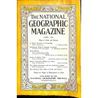 Cover Print of National Geographic Magazine, April 1946