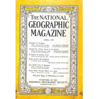 Cover Print of National Geographic Magazine, April 1948