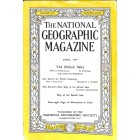 Cover Print of National Geographic Magazine, April 1949