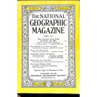 Cover Print of National Geographic Magazine, April 1953