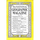 Cover Print of National Geographic Magazine, April 1954