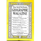 Cover Print of National Geographic Magazine, April 1955