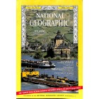 Cover Print of National Geographic Magazine, April 1967
