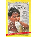 Cover Print of National Geographic Magazine, April 1968