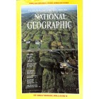 Cover Print of National Geographic Magazine, April 1981
