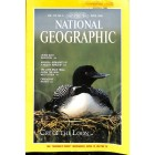 Cover Print of National Geographic Magazine, April 1989