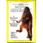 Cover Print of National Geographic Magazine, April 1990