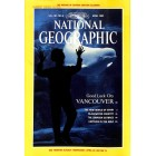 Cover Print of National Geographic Magazine, April 1992