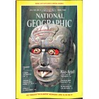 National Geographic, April 1996