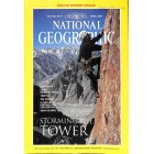 Cover Print of National Geographic Magazine, April 1996