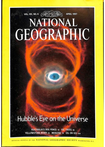 National Geographic, April 1997