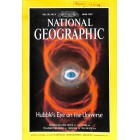 Cover Print of National Geographic Magazine, April 1997