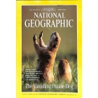 Cover Print of National Geographic Magazine, April 1998
