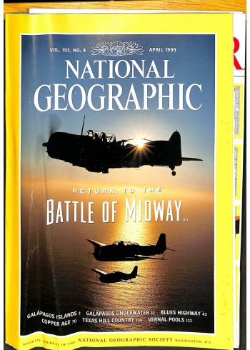 National Geographic, April 1999