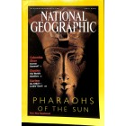 Cover Print of National Geographic Magazine, April 2001