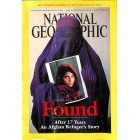 Cover Print of National Geographic Magazine, April 2002