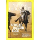 National Geographic, April 2008