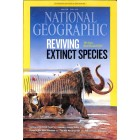 Cover Print of National Geographic Magazine, April 2013
