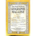 Cover Print of National Geographic Magazine, August 1931